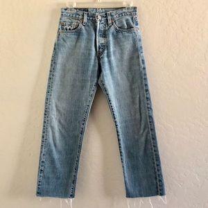 Vintage 501 Levi Jeans